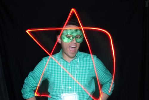 Light Drawing Photo Booth