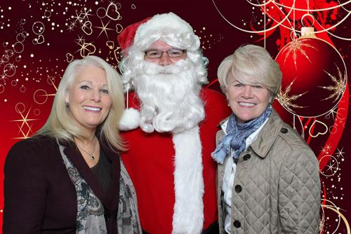 Holiday Photo Booth-Green Screen Photo Booths-Austin Texas Photo Booths