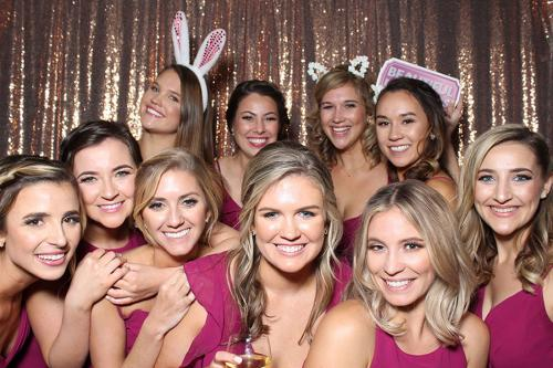 Large Group Photo Booth