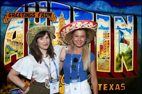Corporate Green Screen Photo Booth-Best Photo Booth in Austin-Photo Booths
